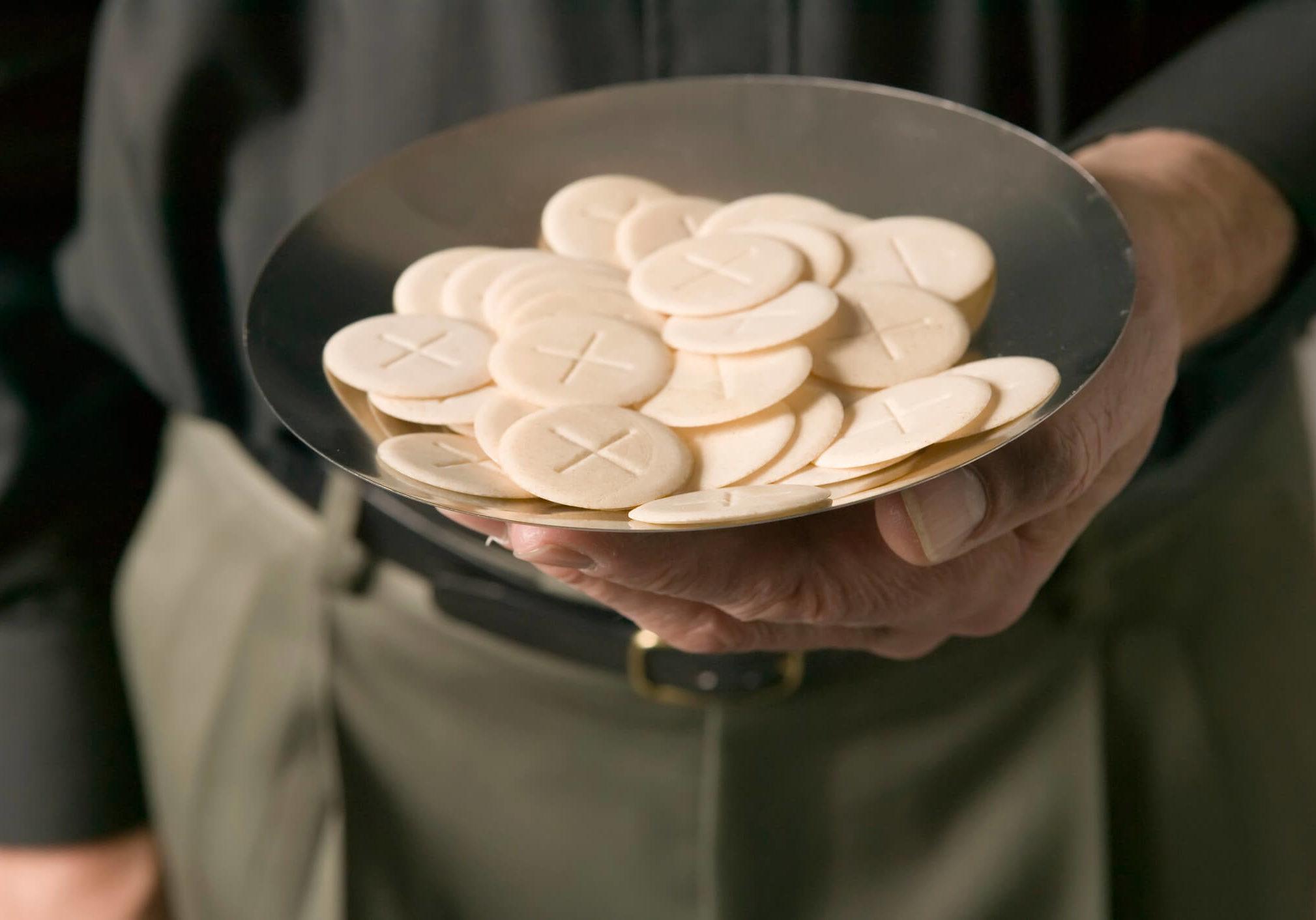 Plate Communion