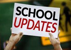 School Updates
